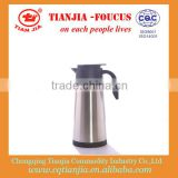 European Vacuum Insulation 1000ml Stainless Steel Coffee Thermos with glass liner 351