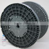 Durable and High-strength resin cable reel plastic BOBBIN at reasonable prices , OEM available