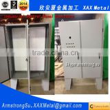 XAX03CP OEM ODM customerized Telecomelectrical systems enclosures Port Security Control panel cabinet