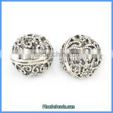 Wholesale Subtle Antique Round Ball Jewelry Findings And Components PB-P6203