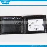 Newest Promotion RFID Blocking Mens Leather Wallet                                                                         Quality Choice