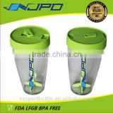 Drinkware Type Nutrition Healthy 450ml Protein Mixing Shaker Cup Electric