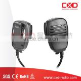 China UHF Mobile Radio Transceiver Two Way Digital Radio Walkie Talkie with Microphone Speaker