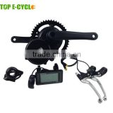mid drive motor electric bike kit wheel hub motor kit&E bike kit&electric bicycle kit