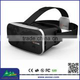 VR PARK glasses phone 3D glasses virtual reality helmet 3d vr box watch movies and games