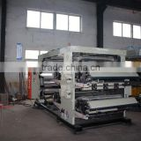 YT-2600 Two Colors Plastic film roll to roll heidelberg gto 46 offset printing machine