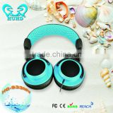 New Headphone With Microphone And Volume Control For Computer Game ,Music And Communication In Colorful Headset Style HG-933MV
