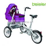 2015 hot baby products mother and baby stroller bike,big wheel baby stroller,3 wheel baby stroller