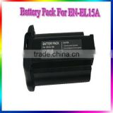 battery pack EN-EL15A for Nikon D7000 battery grip