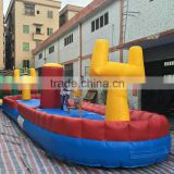 Trending hot products 2015 inflatable sport games shipping from china