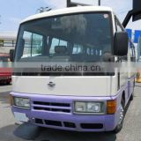 USED BUSES - NISSAN CIVILIAN BUS LONG DX (RHD 821186 DIESEL)