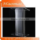 Acrylic pulpit clear lectern acrylic podium church lectern