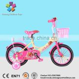 2016 Beautiful Grils style 16 Inch Children Bike /Wholesale Kids Bike/CE approved Child Bicycle