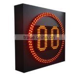 Big size super brightness Speed Limit LED Sign