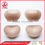 Best selling China supplier Adhesive foam bra pads wholesale