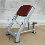 Flex Fitness Equipment Biceps preacher curl bench/training equipment for gym