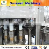 Canned Carbonated Drink Filling /aluminum canned filling machine/beer canned filling machine