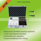Guangzhou HETA CE approval Beauty tips for face whitening slimming device