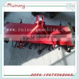 Hot sale 3 point diesel rotary tiller cultivator