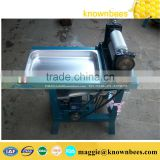 Good market! electric bee foundation machine from factory price | bee wax foundation sheet machine
