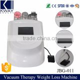 Fat Burning 4 In 1 RF Vacuum Ultrasound Lipo Cavitation Machine Cavitation Rf Weight Loss System With Good Effect
