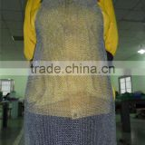 stainless steel micron wire mesh 50 micron mesh sieve/SS 304 316 200 micron protective clothing