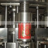 automatic grade beverage application pop-can /tin filling machine for salenergy drinks production linee
