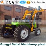High quality DH-1004 hydraulic rotary pile driver machine, hydraulic screw pile driving machine