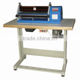 16 Inch Automatic Iron Roller White Glue Adhesive Leather Spraying Paint Machine