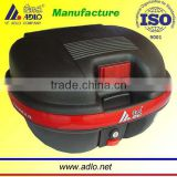 ADLO designed fashionable motorcycle tail box /motocycle black box/scooter box