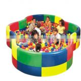 Children soft play equipment Ball Pool for sale