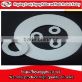 High quality plastic flat gasket nylon spacer ring