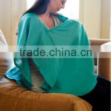 2014 Super cheap Baby Breastfeeding Shawl ,Bamboo Breastfeeding Shawl Scarf ,Nursing Cover Stole