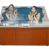 solid surface hot tub