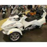 Can- Am Spyder RT Limited & Spyder RT-S LTD