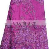 Chinese bridal wholesale satin fabric