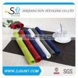 Hot sale colorful matts PVC placemat in 2015