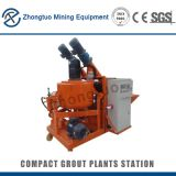 colloidal grout mixer|Multi function grouting trolley for bridge numerical control precise feeding stirring and grouting