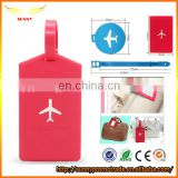 custom wholesale luggage tag made in China