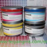 Offset litho sublimation heat transfer ink