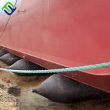 Marine Part rubber bag launching Air Lifting Bags