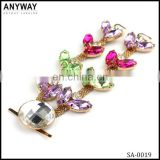 new arrival shoes accessories rhinestone chain