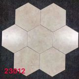 200x230mm Scratch Resistant Cream Hex Tile Patterns