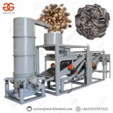 Automatic Kenaf Hemp Decorticator Machine Sunflower Seeds Shelling Machine
