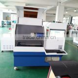 new type! hot-selling ! large-scale Fiber laser marker with moving working table with customzied working area eg.600*600mm
