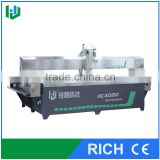 2000mm*4000mm Abrasive water jet cutting machine for cutting metal / glass / marble                                                                         Quality Choice