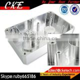 China CNC Precision Machining Service Custom Silver Anodize Aluminum 6061 CNC Metal Case