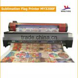 manufacturing company for digital fabric printing flag machine