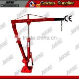 2000LBS pickup truck crane.hydraulic shop crane,Engine Hoist(pickup truck crane with cable winch)