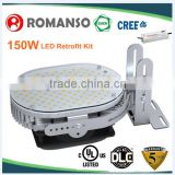 hot 120w 200w 250w led lamp retrofit kit replacement for hgh intensity discharge/HID /HPS